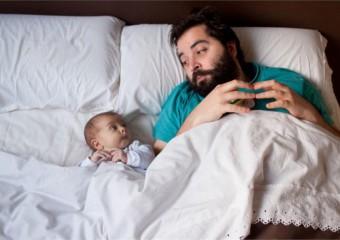Когда отцы остаются с детьми