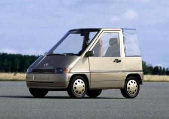 Городские автомобили в нетрадиционном дизайне