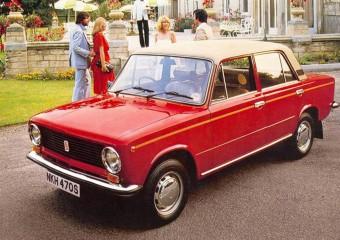 Автомобили из СССР на экспорт