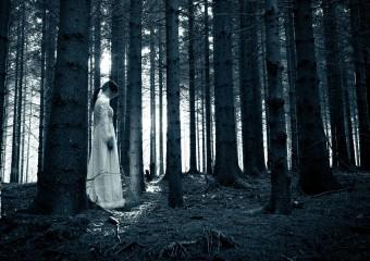 Паранормальные фото с привидениями (13 фото)