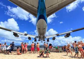 13 самых жутких и опасных аэропортов мира
