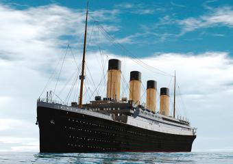 Титаник тогда и сейчас: 30 фото