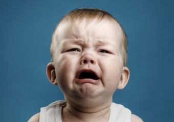 Самые нелепые причины детских слёз
