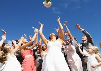 Такого Вы ещё не видели! Самые необычные свадебные обычаи со всего мира!