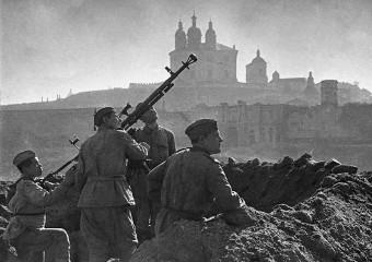 Подборка фотографий Великой Отечественной Войны 1941 года