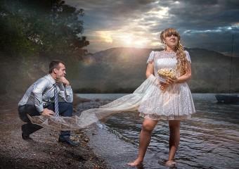 Невесты, которые хотели быть «не как все»