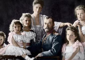 Архивные фото царской семьи Романовых: 15 фото