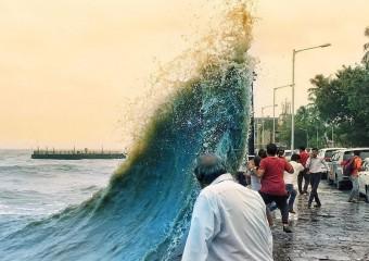 «За секунду до катастрофы…»: 30 фото