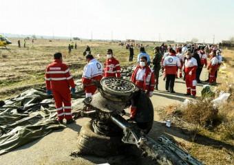 Крушение украинского самолета в Иране в ТОПе крупнейших авиакатастроф мира