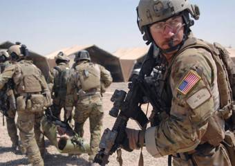 О славянах в армии США