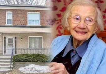 Пожилая бабушка продала свой дом. Никто не ожидал увидеть то, что было внутри!