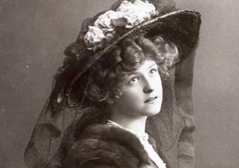 Как выглядели самые красивые женщины мира 100 лет назад