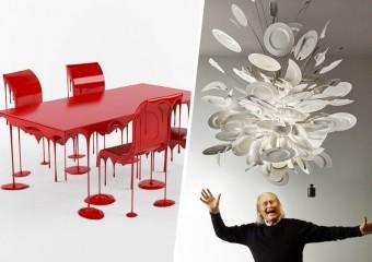 25 необычных идей мебели для обустройства вашего дома
