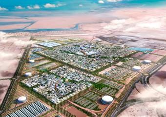 Масдар-сити. ЭКО город из будущего в ОАЭ