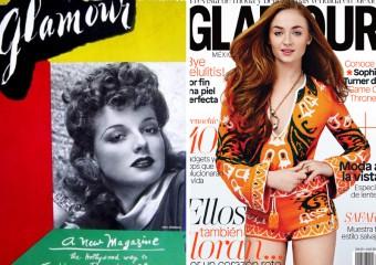 Эволюция обложек культовых журналов: тогда и сейчас