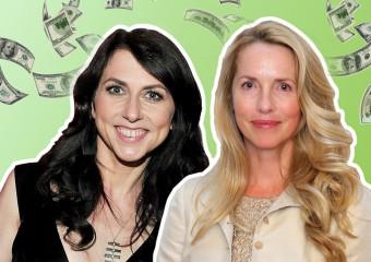 Дорогие дамы: 10 самых богатых женщин планеты