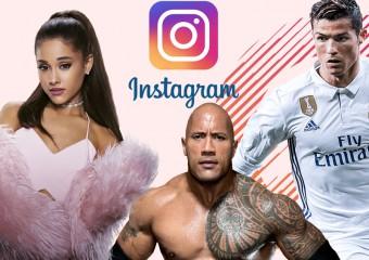 Самые популярные аккаунты в Instagram 2020