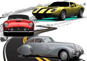 Самые красивые автомобили в истории, 17 фото