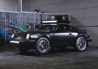 Безумно дорогой и крайне редкий внедорожный Porsche 911 1984 года