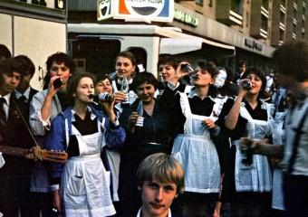 Что запрещали школьникам во времена СССР?