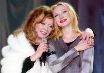 Мать и дочь: как в одном возрасте выглядели Алла Пугачёва и Кристина Орбакайте