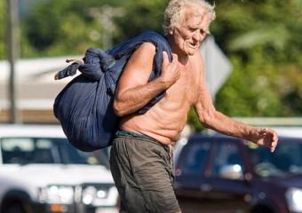 «Советский тарзан»: мужчина, который 60 лет прожил на диком севере Австралии