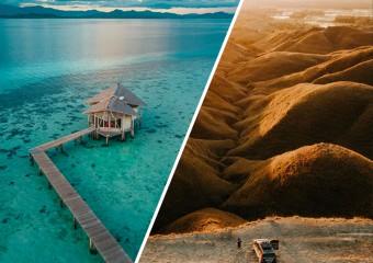 Индонезия с высоты на снимках Сута Рахади