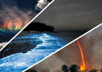 Интересные фото о природе со всего мира