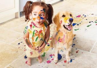 «Невинные» детские шалости. Самая смешная подборка фото!