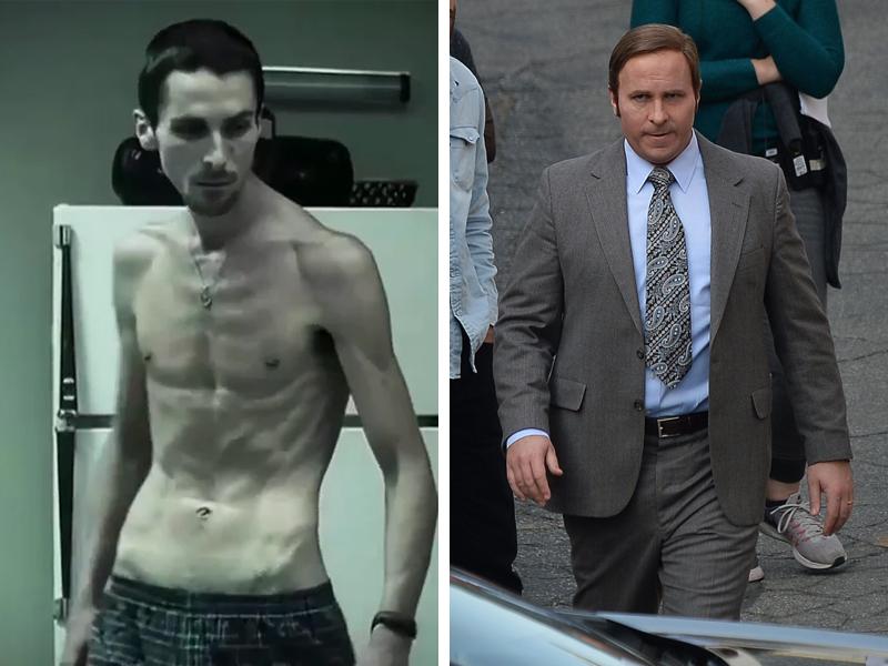 Кто похудел для фильма